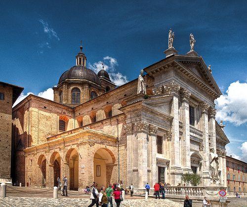 Il Duomo di #Urbino - #Marche #Italy