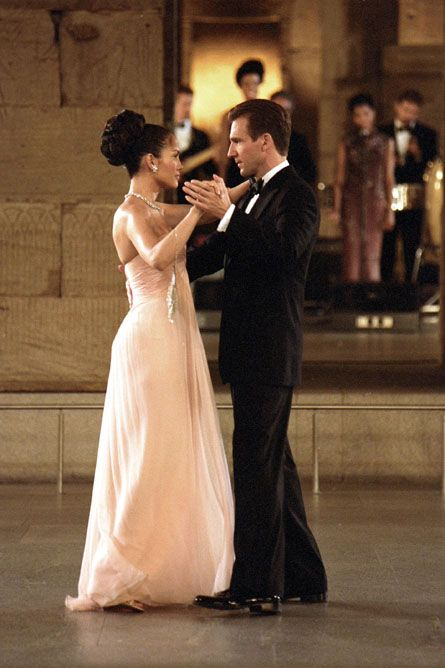 Maid in Manhattan - truly crappy, but I can't help myself....