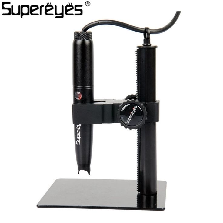 114.24$  Buy here - http://alir7g.worldwells.pw/go.php?t=32398510846 - Supereyes HD Digital Microscope 500X Real USB Microscope 5MP Video Microscopes Magnifier USB Loupe Magnifier with Stand B008