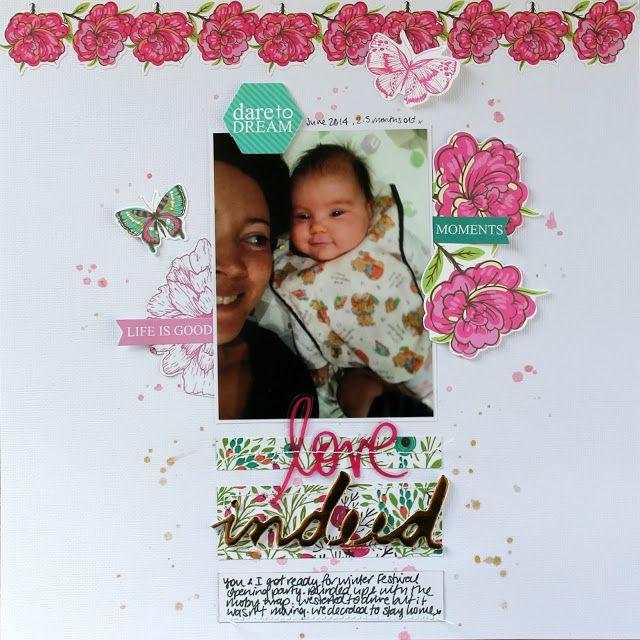 Love Indeed (Artfull Crafts) Melissa Vining