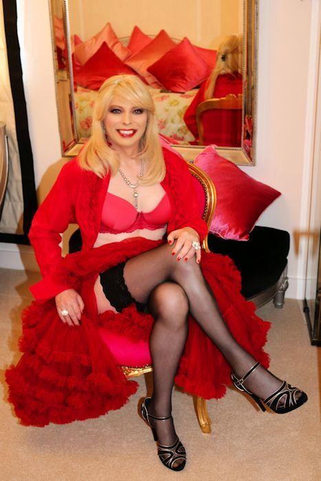 from Marshall transgender dressing services