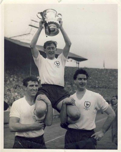 Tottenham hotspur 1962