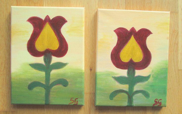 Hungarian tulip 2