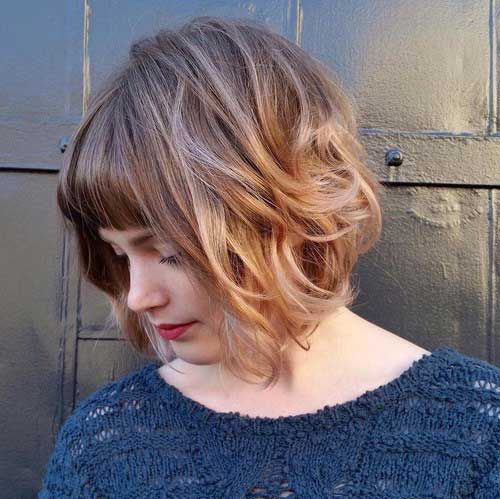 15 Chic Short Wavy Hairstyle Ideas   Short Hairstyles & Haircuts 2015