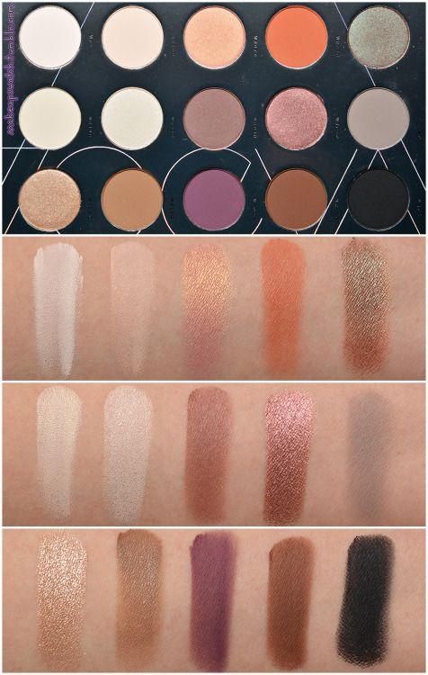 Zoeva - Warm Spectrum Eyeshadow Palette