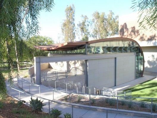 The Wild Beast by Hodgetts + Fung Design and Architecture - Valencia, California: Building Facades, Architecture 154200, Architecture Locations, Fung Design, California Institut, Wild Beast, Architecture Photography, Digital Camera, Curva Delicada