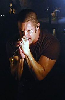 Trent Reznor has always touched me with his music.