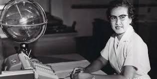 Katherine Coleman Goble Johnson (26 de agosto de 1918 (98 años)) es una física estadounidense, científica espacial, y matemática que contribuyó a la aeronáutica de los Estados Unidos y sus programas espaciales con la aplicación temprana de las computadoras electrónicas digitales en la NASA. Conocida por su precisión en la navegación astronómica, calculó la trayectoria para el Proyecto Mercury y el vuelo del Apolo 11 a la Luna en 1969.