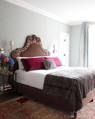 25 Best Fuschia Bedroom Trending Ideas On Pinterest: Magenta Bedrooms, Magenta Walls And Jewel Tone Bedroom