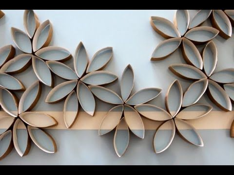 Toilet Paper Roll Flowers All The Best Ideas | The WHOot