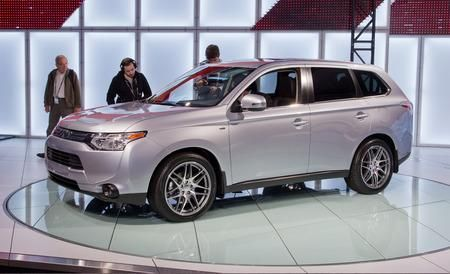 The new Outlander offers a sizable list of optional safety and assistance systems, including radar-based adaptive cruise control, a forward-...