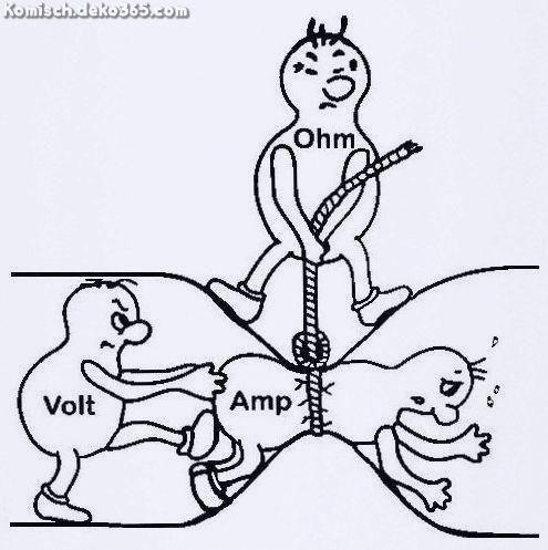 Die Besten Ohm, Ampere, Volt und Wattenmeer #ampere