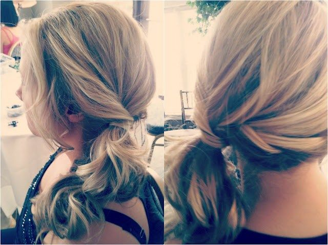 10 Curly Hair Ponytails to Change Up Your Look | StyleCaster