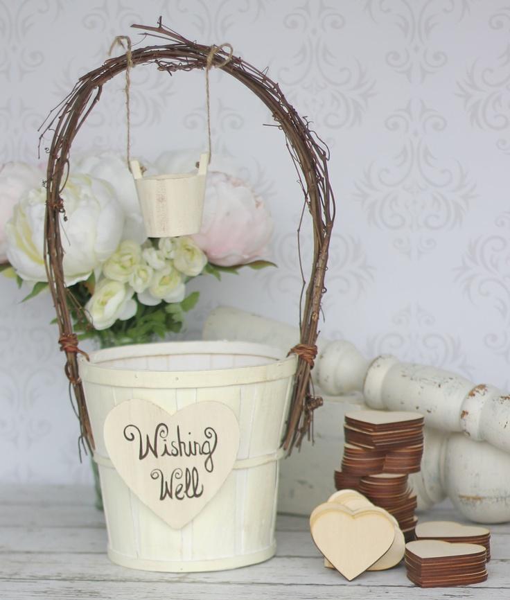 The 25+ Best DIY Wedding Wishing Well Ideas On Pinterest