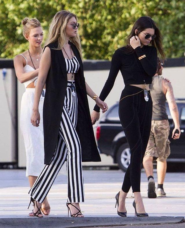 eba99158c Pin by Milena on Gigi Hadid in 2019 | Gigi hadid style, Kendall ...