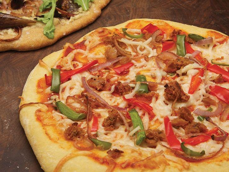 Even Vegan Pizza Is Delicious