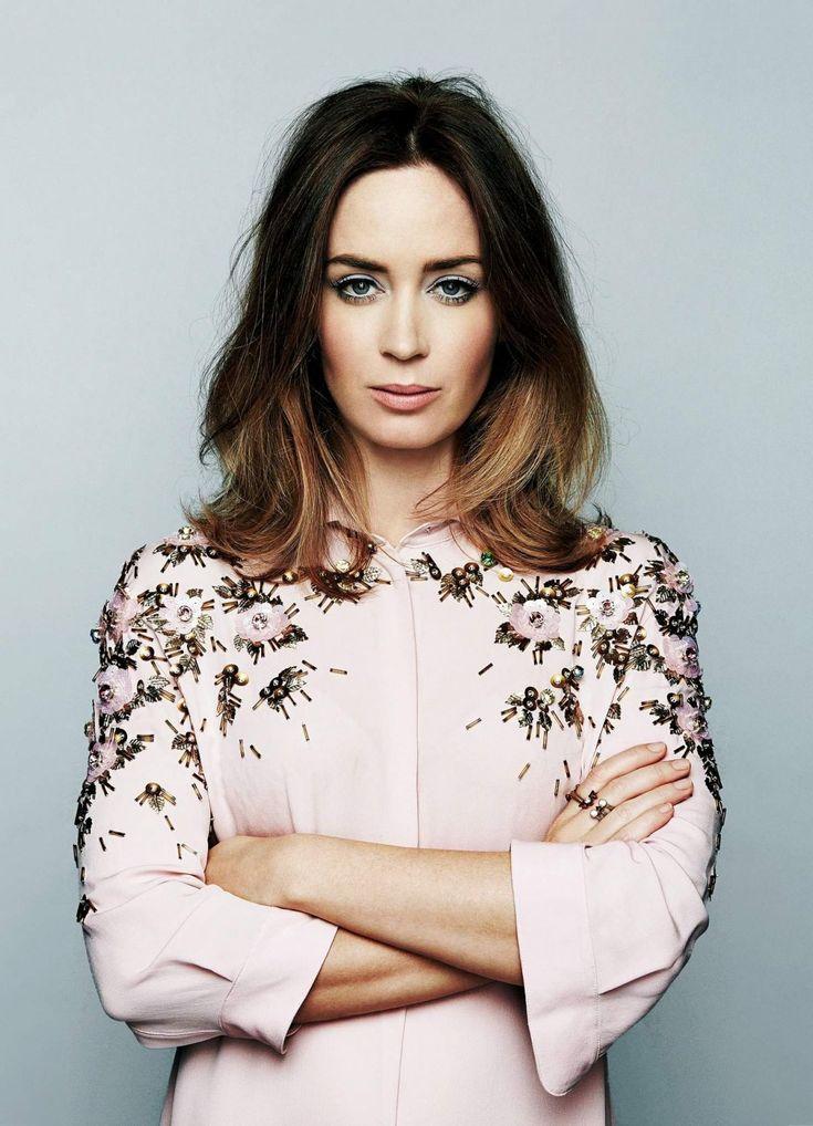 EMILY BLUNT - The Guardian Magtazine Photoshoot by Danielle Levitt