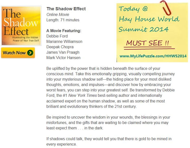 The Day 01 of the journey began with some of my favorite speakers – Louise Hay, Deepak Chopra and Cheryl Richardson.