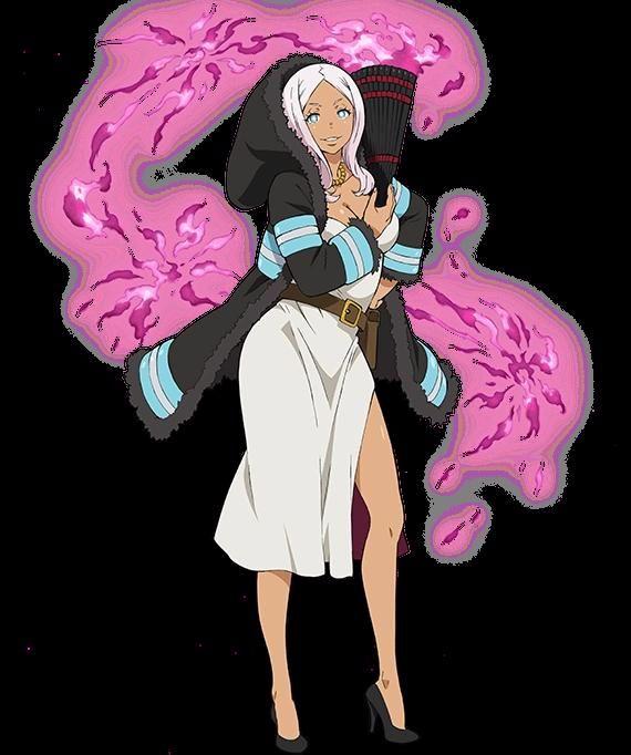 Princess Hibana Fire Force En En No Shōbōtai Tv Show Outfits 90s Tv Shows Cartoons Costume Works