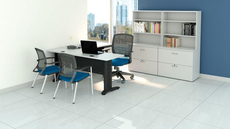 Tu oficina lucirá fenomenal con nuestros nuevos #mueblesparaoficina