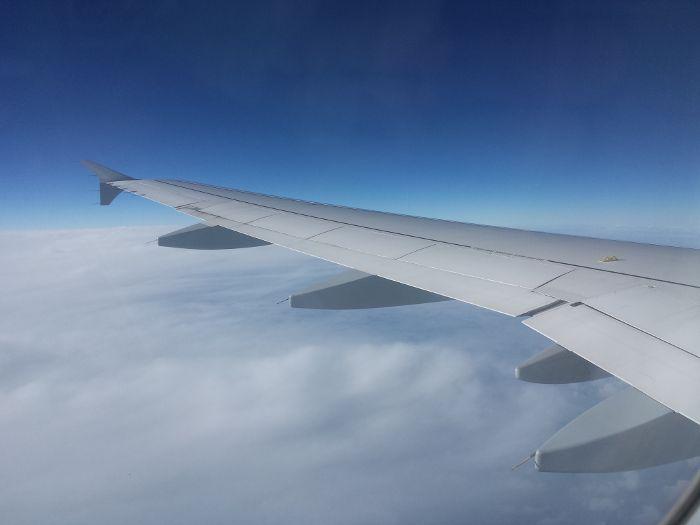 Flüge buchen