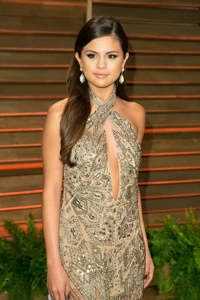 Uk Emilio Pucci Hear Tulle Beaded Dress Selena Gomez wears an Emilio