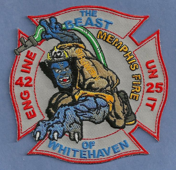 Memphis Fire Department Engine Company 42