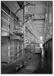 Alcatraz Prison Specters