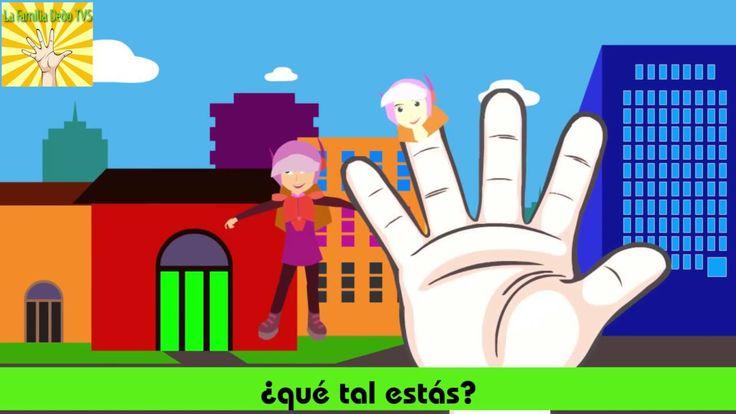 Gran Hero 5 Parodia Dedo De La Familia Canciones De Cuna Por Los Personajes