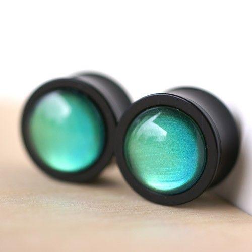 Absinthe Ear Plugs $18