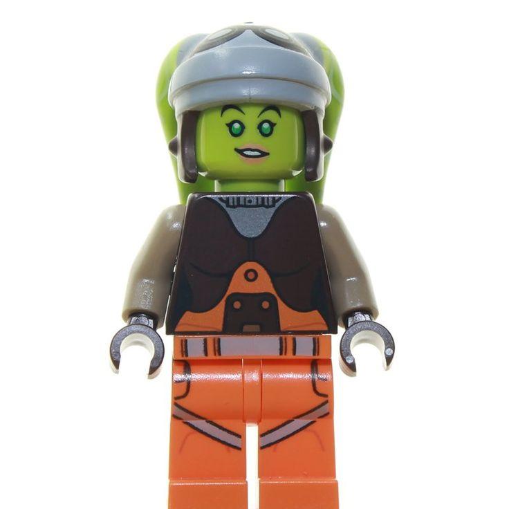 star wars hera | ... Star Wars Minifiguren » LEGO Star Wars Minifigur - Hera Syndulla
