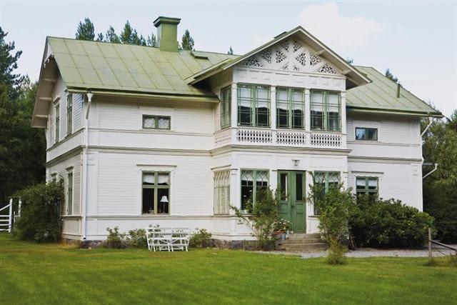 Swedish home! <3