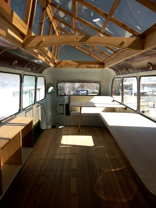 Double Decker Bus 2, BoulderSpace and Sorbe Living - Boulder, Colorado