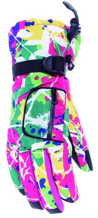 Ski Mittens Girls Gloves Warmest Winter Gloves Hiking Gloves