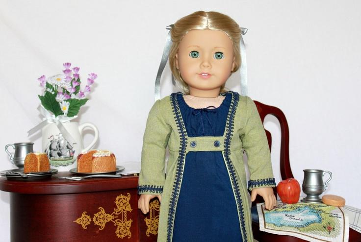 The Doll Wardrobe: More Regency Attire for Caroline: Vintique Designs