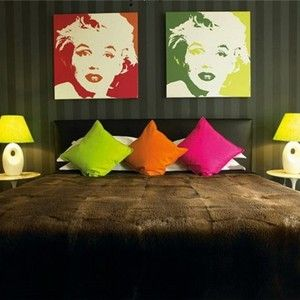 lofts with pop art - Google Search