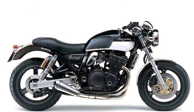 Suzuki gsx 750: INAZUMA