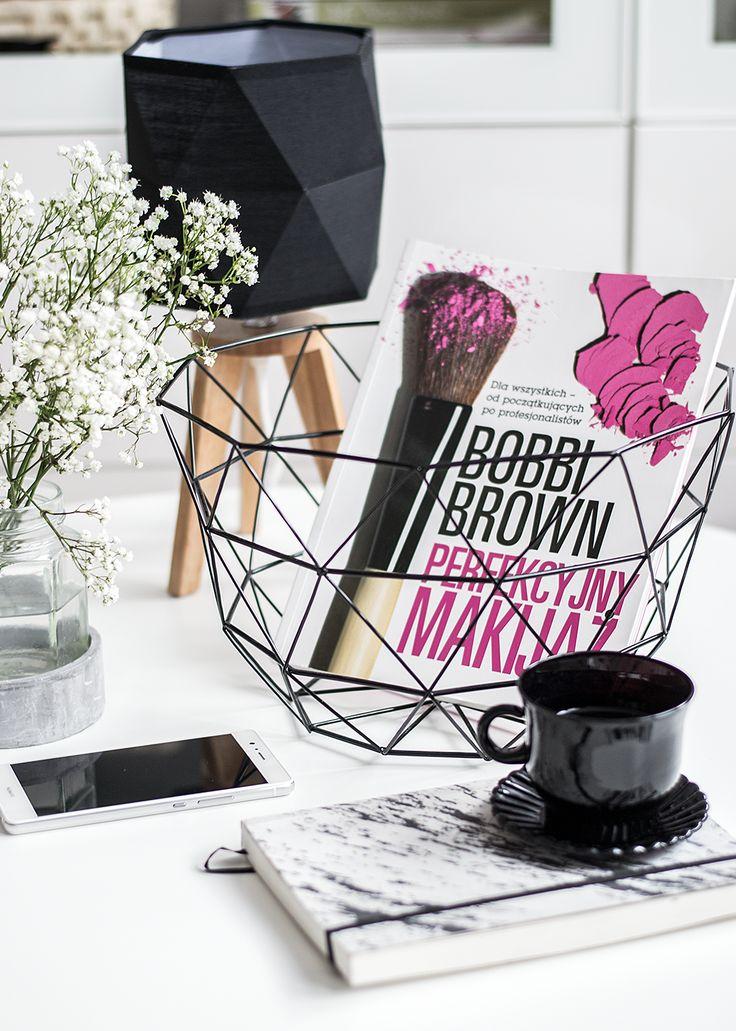 """""""Perfekcyjny makijaż"""" Bobbi Brown - obowiązkowa książka dla każdej miłośniczki makijażu? • IdaliaStyle.pl"""
