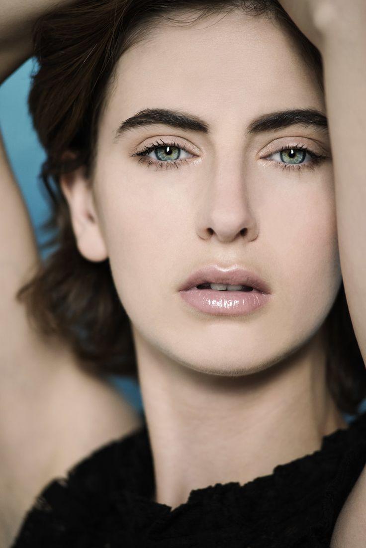 Victoria by Olga Kozitska Hair and Makeup Ann Oster Model from Plutino Group
