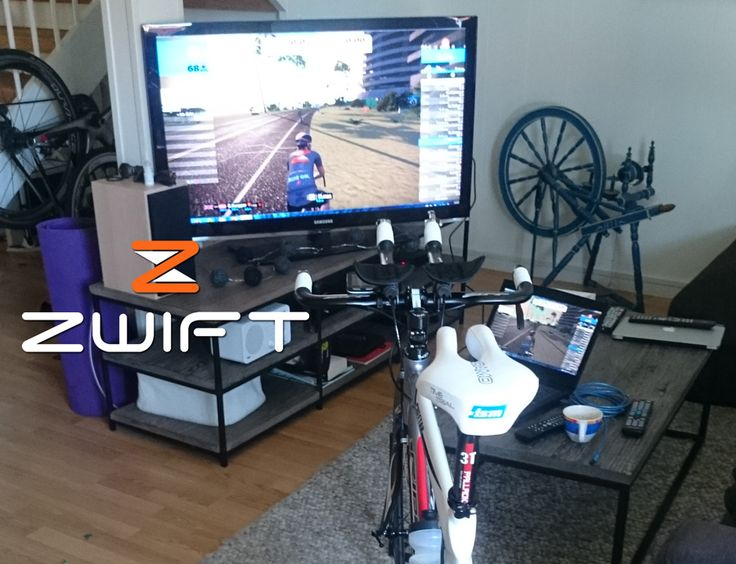 Virtuell sykling med Zwift - http://cycology.no/virtuell-sykling-med-zwift/