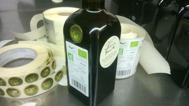 Our evoo meanwhile it id bottled and labeled to Export It to france