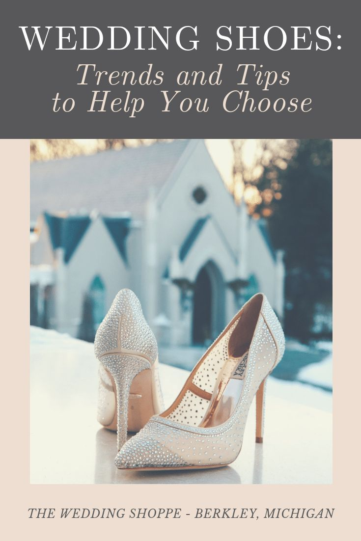 312e334fc7f Wedding Shoes: Trends and Tips to Help You Choose | TWS | Wedding ...