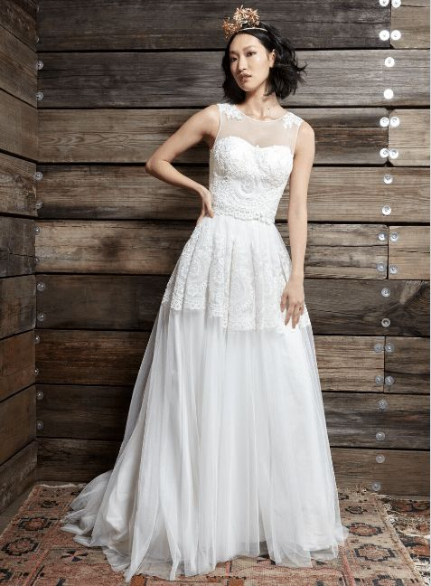 10 Best Images About Rustic Wedding Dresses On Pinterest