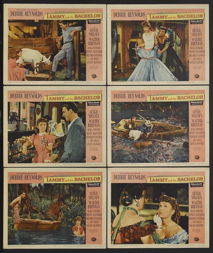 Tammy, la muchacha salvaje (1957) Tammy and the Bachelor, descargar y ver online en español e inglés. Película dirigida por Joseph Pevney con Debbie Reynolds, …