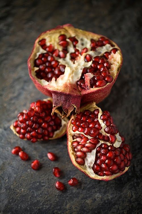 Pomegranate | Food styling and photography with Kelly Cline