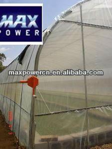 plastic greenhouse ventilation equipment $10~$200