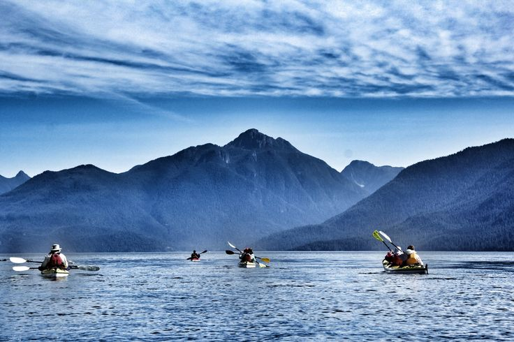 You don't need any experience to kayak in this postcard-like setting. Just pack your sense of adventure and we'll teach you what you need to know!