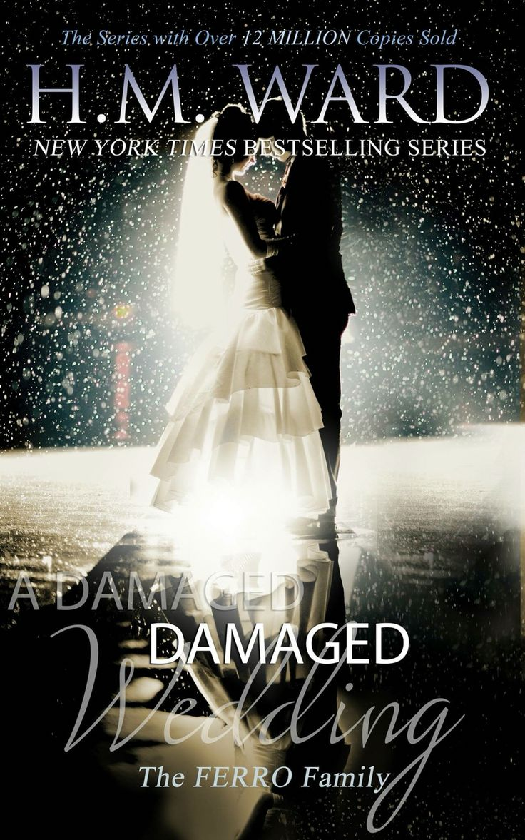 DAMAGED 3 by H.M. Ward - coming Sept 20, 2016
