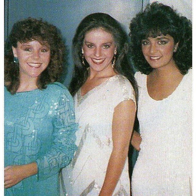 #Pandora #PlacidoYSusAmigos #Hitos #Pandora30Años #bellas #enNuestros #año1986