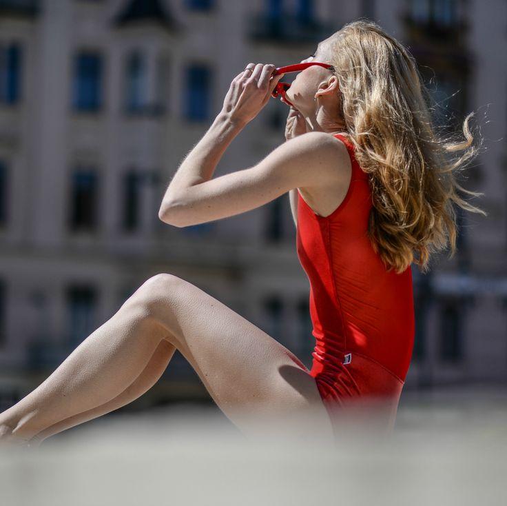 leotard, Bikram yoga, yoga, pole dance, dance, competition, championship, leotard,active wear, fitness wear, red, tulle, competition, championship, stage, siluetyogawear, madewithloveforyou, TWERK, workout
